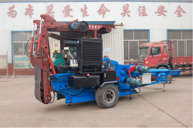 mobile drum chipper for straw biomass power plant